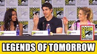 LEGENDS OF TOMORROW Comic Con Panel - Season 3, News & Highlights
