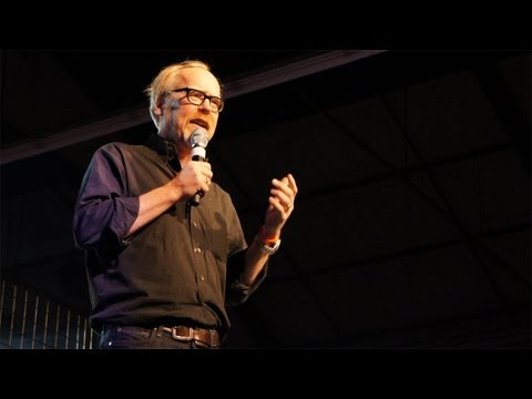Adam Savage s Maker Faire 2012 Talk: Why We Make
