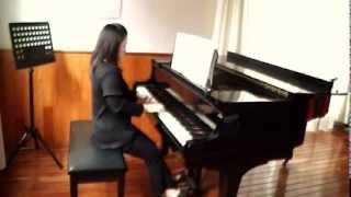 R.Schumann, Die Beiden Grenadiere (Gm), piano part