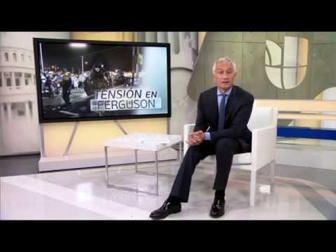 Abogado S Luis | Univisión Blanca Rosa Vílchez #Ferguson