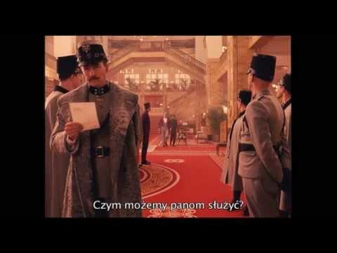 Grand Budapest Hotel - Policja [fragment #2]