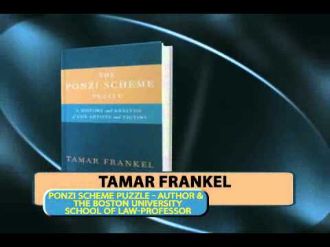 Tamar Frankel - Are you next victim of a Ponzi scheme? - interview - Goldstein on Gelt - Sept 2012