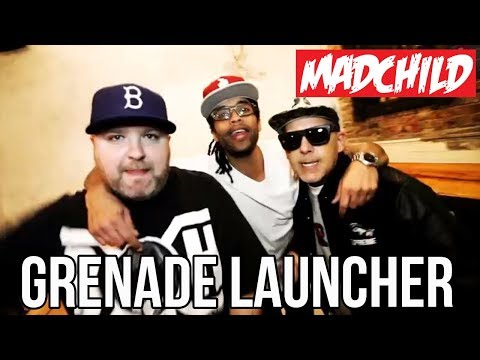 Madchild feat. Slaine & Prevail - Grenade Launcher