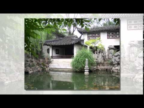 One Day Trips Tourism China Suzhou Travel City Tours