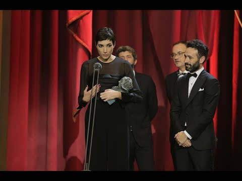 Isabel Peña y Rodrigo Sorogoyen, Goya 2019 a Mejor Guión Original por El reino