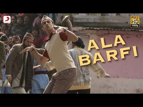 Ala Barfi!  - Official Full Song -...