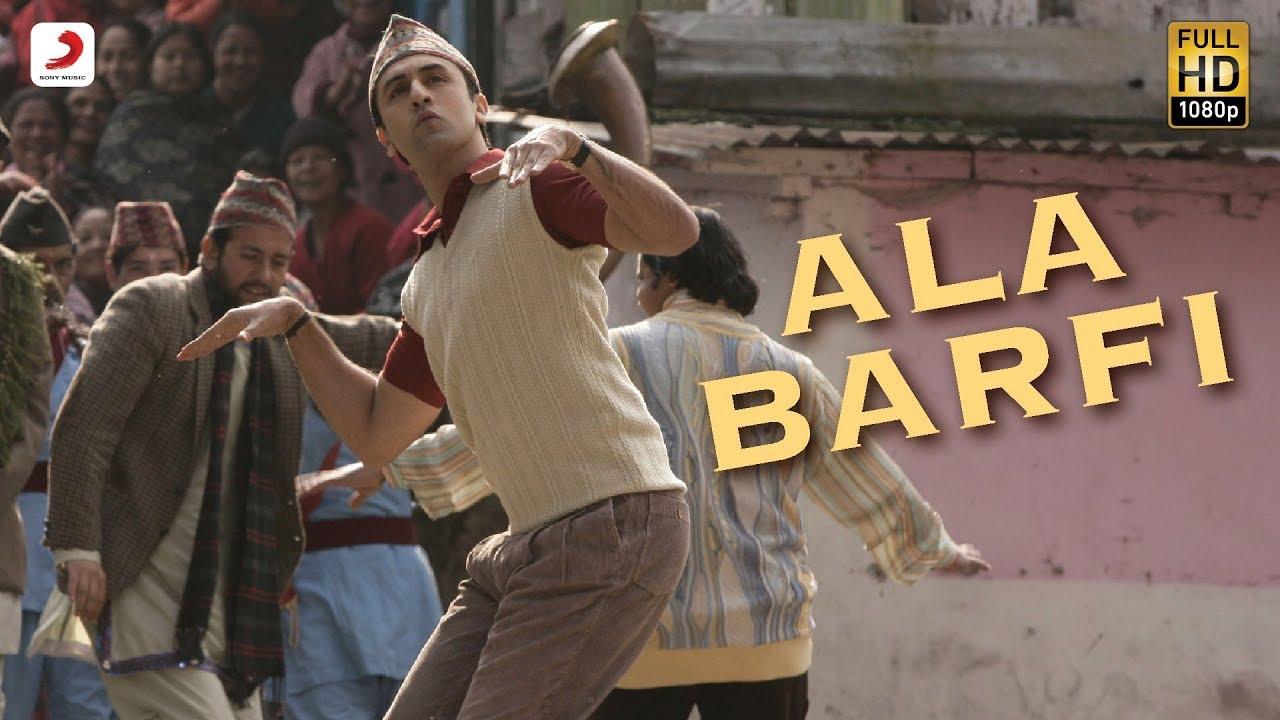 Ala Barfi Lyrics - Barfi! - SONGS ON LYRIC