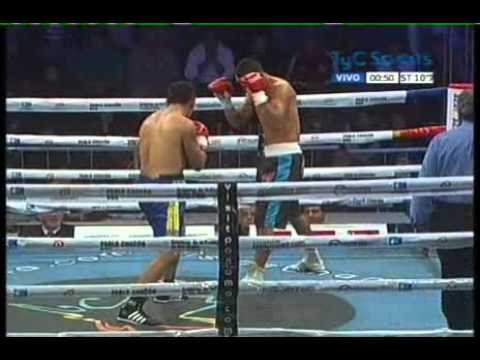 Walter RETA vs Orlando ORTEGA - Full Fight - Pelea Completa