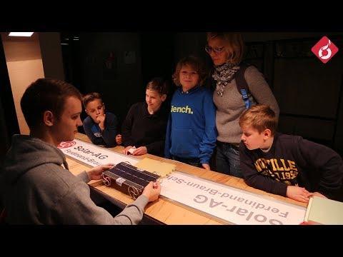 """""""Bock auf Technik"""" - Tag der offenen Tür an der Ferdinand-Braun-Schule"""