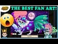 THE BEST FAN ART I HAVE EVER SEEN ON ANIMAL JAM mp3