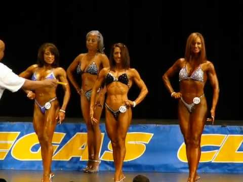 BR Team Vegas Figure and Bikini Featuring Claudia Aquino