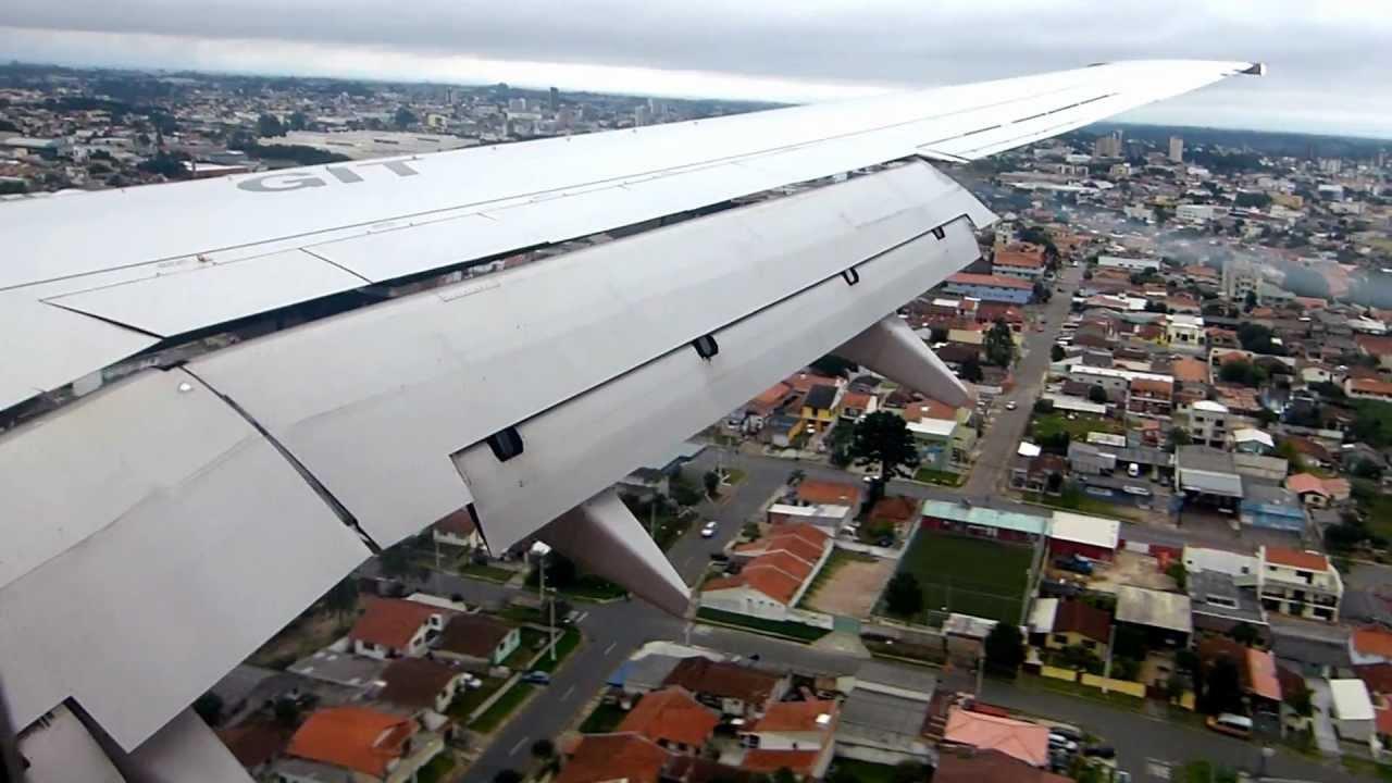 Aeroporto Afonso Pena : Pouso em aeroporto internacional afonso pena pr git smiles