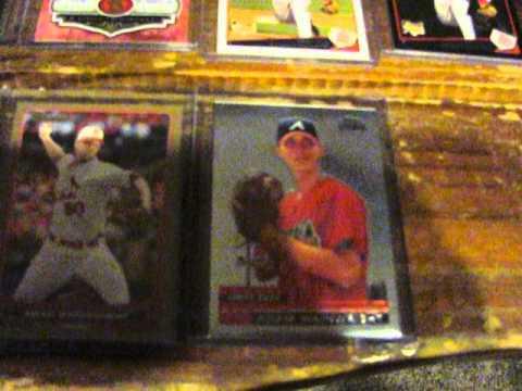 Adam Wainwright Lance Lynn Jason Motte Chris Carpenter St. Louis Cardinals CARDS 1-11-14 KINGSTEVE77