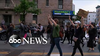New curfews set as protests continue across America | WNT