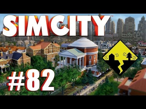 Let's Play SimCity (2013) – Ep. 82: EARTHQUAKE AFTERMATH