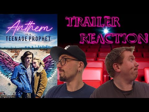 Anthem Of A Teenage Prophet Trailer Review