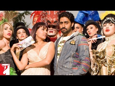 Making Of The Song - Ticket To Hollywood - Jhoom Barabar Jhoom