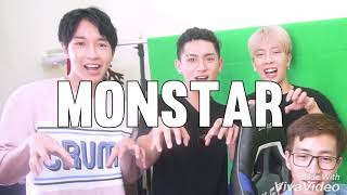 MONSTAR VS ZERO9( BTS VN)