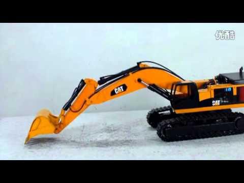 Excavator rc youtube