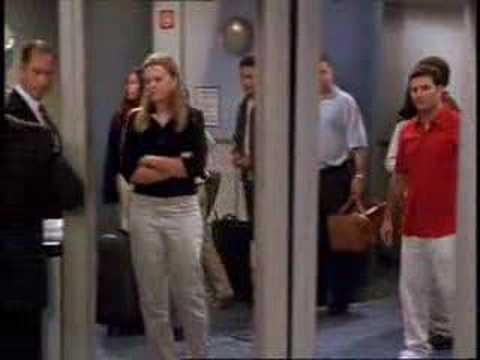 FRIENDS Airport Security scenes (deleted due to 9/11)