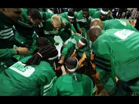 Boston Celtics Top 10 Plays of the 2012 Season