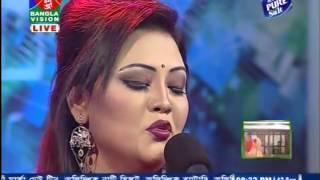 Bangla New Song 2016 Singer Momtaz TOR LAIGA PORAN KANDE   YouTube