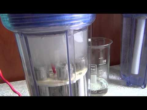 Ячейка Стенли Мейера (водородный генератор)
