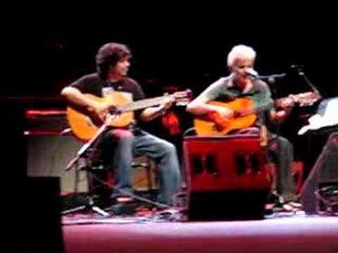 Raimundo Amador y Kiko Veneno