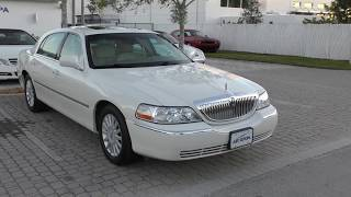 This 2005 Lincoln Town Car Signature Limited was the last great traditional American car