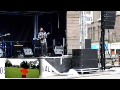 The Mad Ferret Band - Perth Kilt Run 2015 Promo
