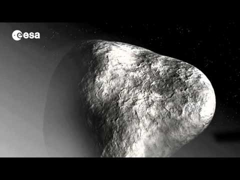 Rosetta is Slowing Down for Comet Rendezvous | Space Science Video