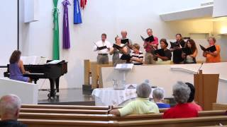 """Peace Be With You"" presented by the Chancel Choir, First Presbyterian Church, Encino"