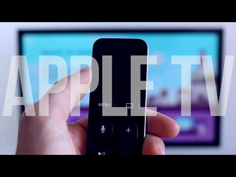 Le test complet de l'Apple TV 2015 (4th Gen.)