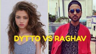 DYTTO VS RAGHAV Dance Performance