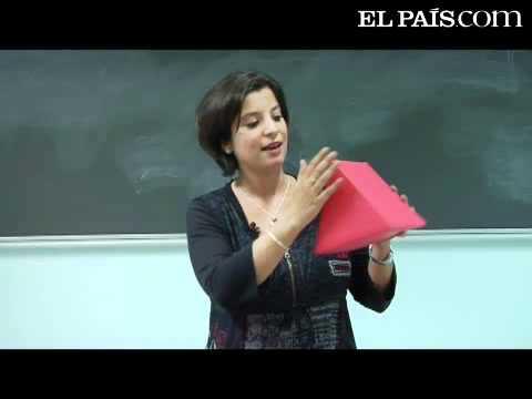La actriz Sofía Nieto plantea el 32º desafío matemático: Partículas en movimiento