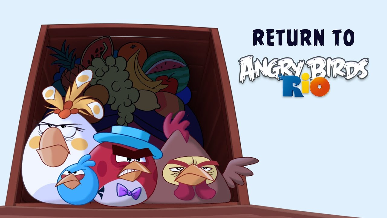 Return to angry birds rio youtube - Angry birds trio ...