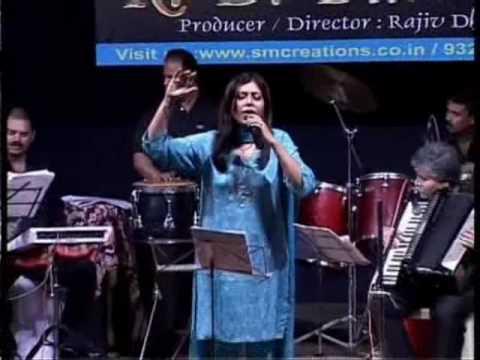 R.D. Burman Live show song Tere bina Jiya Jaye Na (Dr. Nehha...