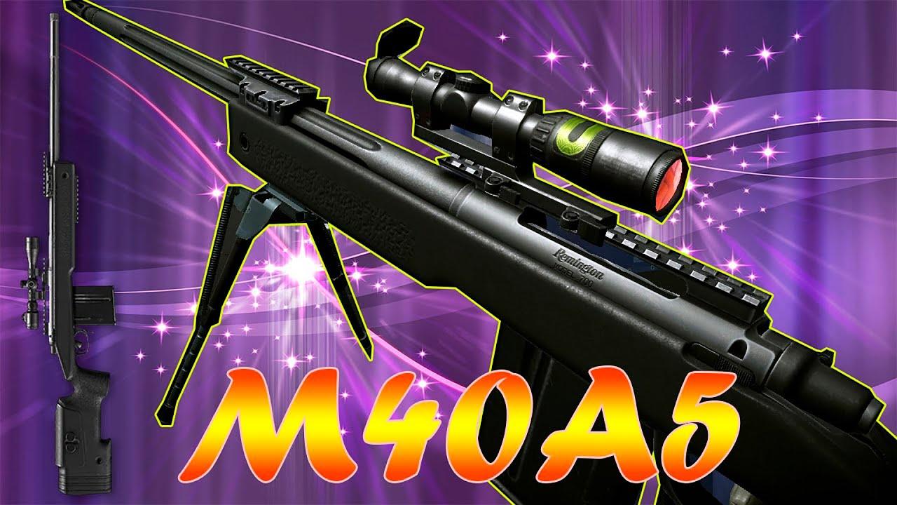 M40a5 warface