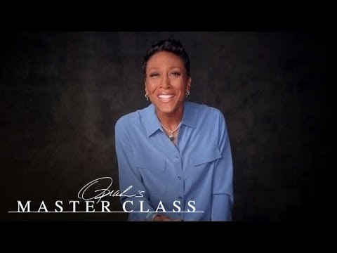 How Robin Roberts Remains an Eternal Optimist - Oprah's Master Class - OWN
