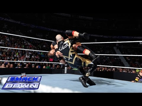 Goldust  vs. Curtis Axel: SmackDown, July 11, 2014