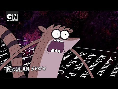 All New Half-hour Halloween Special | Regular Show | Cartoon Network video