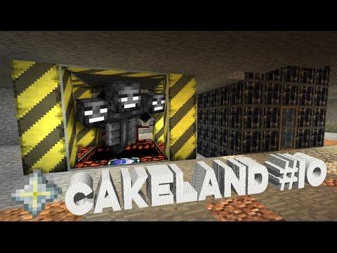 CakeLand FTB #10: Ферма Визеров (до 1 в секунду!) и Нефтеперерабатывающий завод!