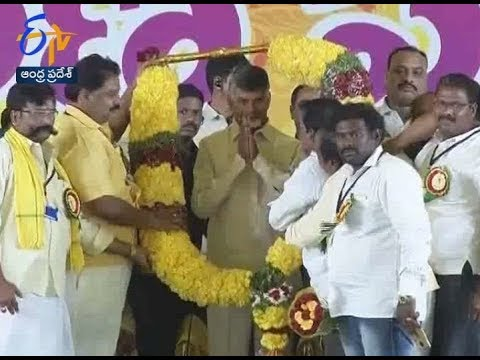 Andhra Pradesh | 15th March 2018 | Ghantaravam | 10 PM | News Headlines