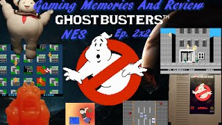 Ghostbusters - NES - Gaming Memories And Review