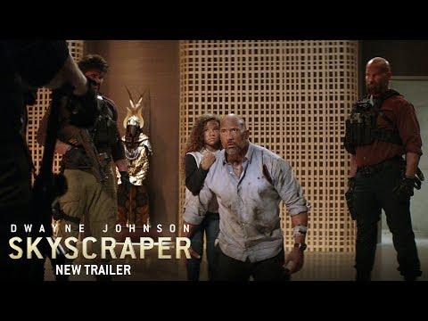 Skyscraper - Official Trailer 2 | Skyscraper