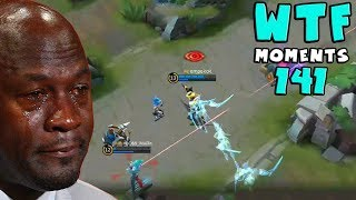 Fail Saber Save Gord - Mobile Legends WTF Moments Funny Moments Episode 141