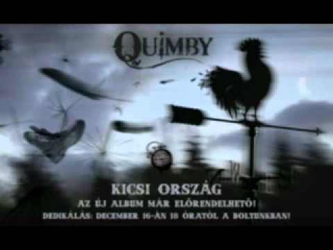 Quimby - Turning To The Blue