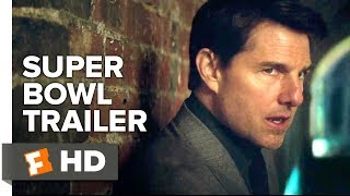 Mission: Impossible - Fallout Super Bowl Trailer   Movieclips Trailers