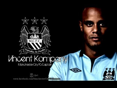 Vincent Kompany ● World's Best Defender ● Vince the Prince