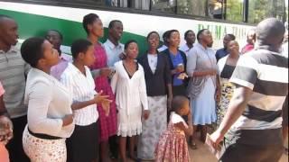 TUCASA- nice moments at Nyahanga.